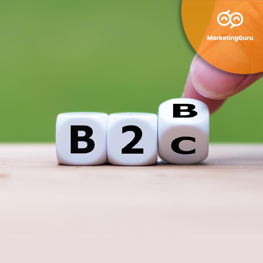 4 Key Differences Between B2C and B2B Digital Marketing