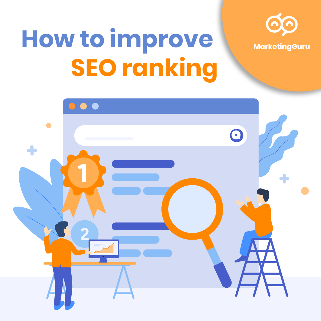 5 Ways How To Improve Your SEO Ranking