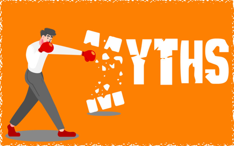 5 Digital Marketing Myths You Most Likely Haven't Heard Of