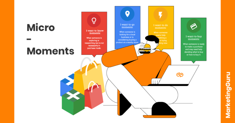 Improve Your Online Marketing with Google Micro-Moments