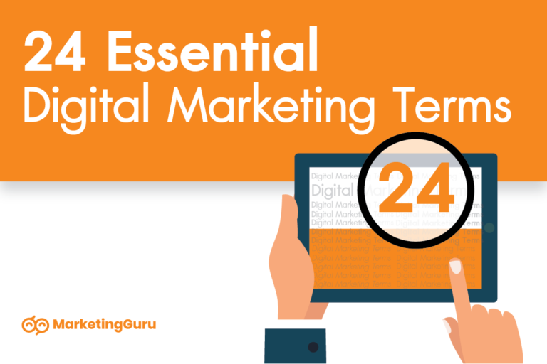 24 Essential Digital Marketing Terms To Know in 2020